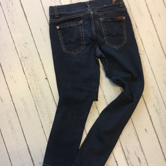 dd8580e91 7 For All Mankind Bottoms | 5 For 25 Sfamk Preowned Girls Jeans ...